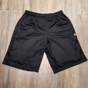 Athletech Black Men's Medium Shorts